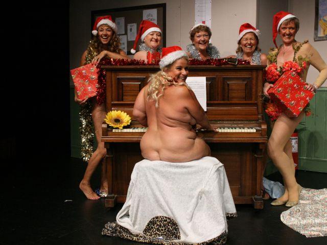 Calender girls nude