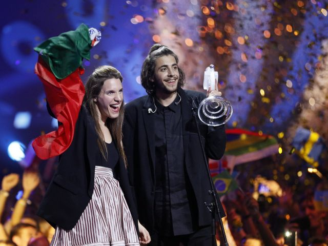 Portuguese Eurovision winner distinguished with European breakthrough award
