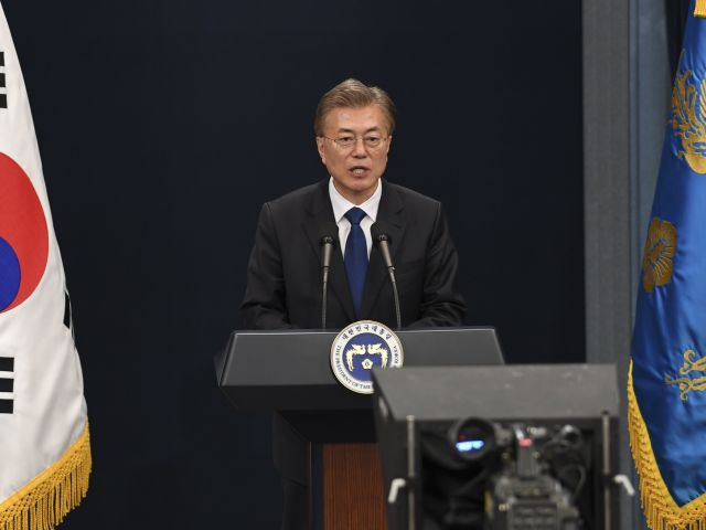 Korea says will have dialogue with U.S.
