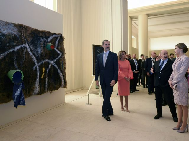 Miró paintings to stay in Portugal