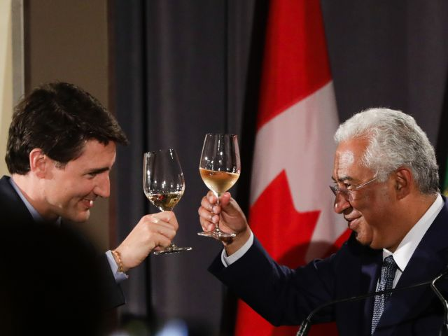 Canada PM sees 'big opportunities' for bilateral trade from EU deal