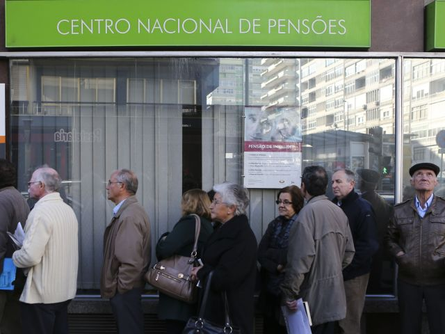 Extraordinary pension rise for 1.6 million pensioners