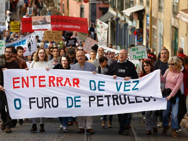 Algarve oil drilling wins 'biggest waste of EU taxpayer's money' award