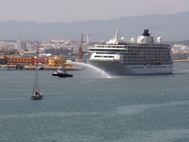 Portugal set for another record-breaking cruise ship year