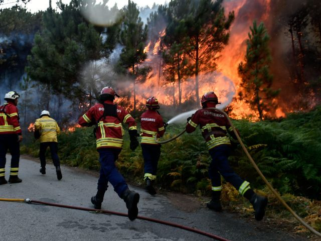 Monchique fire spreads – Silves front now under control