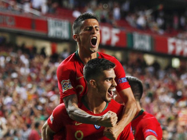 Portugal see off Italy without Cristiano Ronaldo