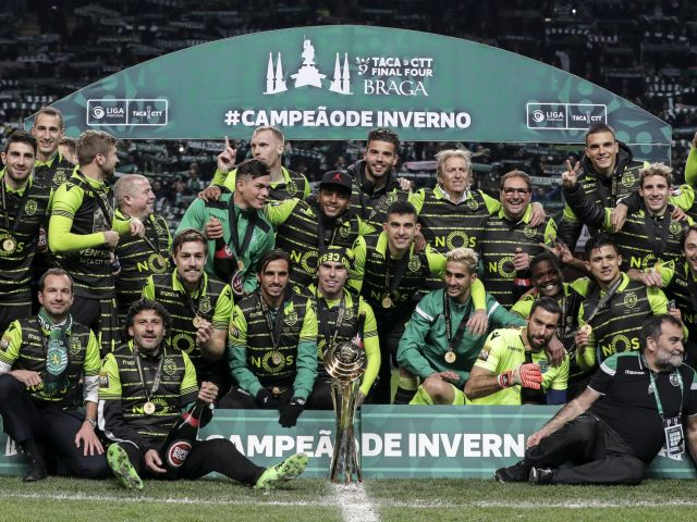 Sporting overcome stubborn Setúbal in League Cup Final