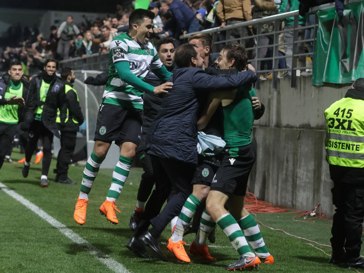 Sporting controversy after stoppage time winner