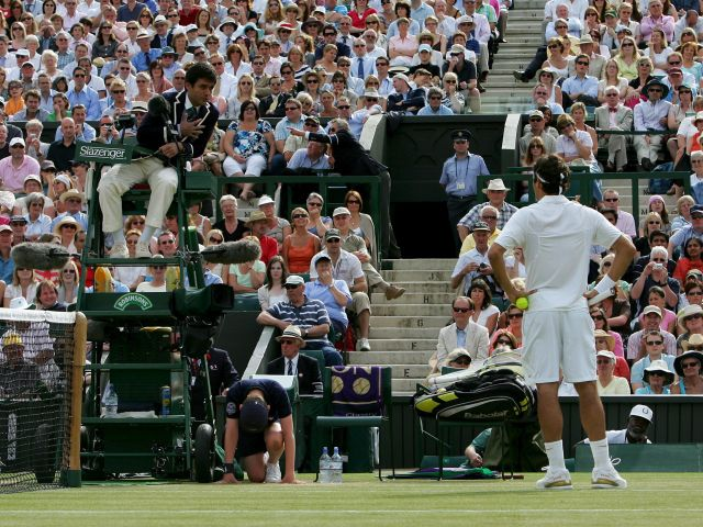 Portuguese umpires prominent once more at Wimbledon