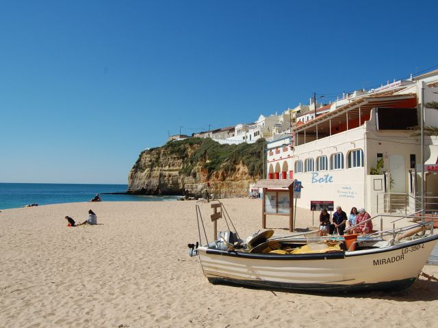 Algarve once more elected the best place to retire