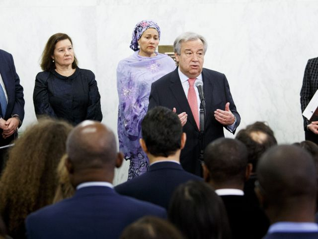 Guterres takes over at UN, but cautions against hopes for miracles