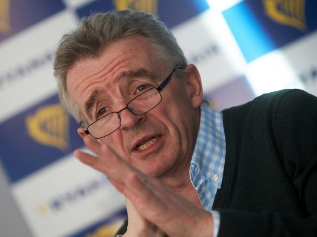 Ryanair unions threaten summer strike action