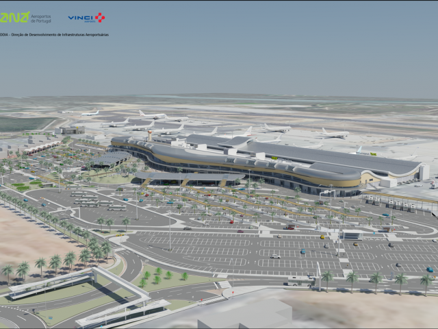 Faro Airport set for €33m overhaul, spanning just under two years