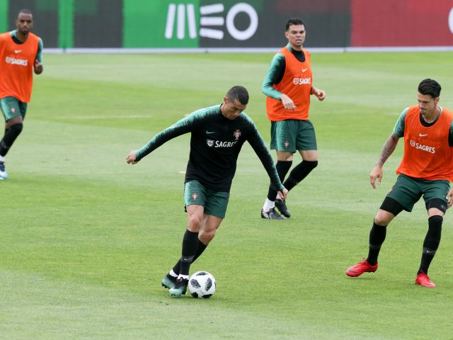 Portugal gear up for Russia