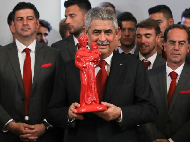 Benfica accused of witchcraft