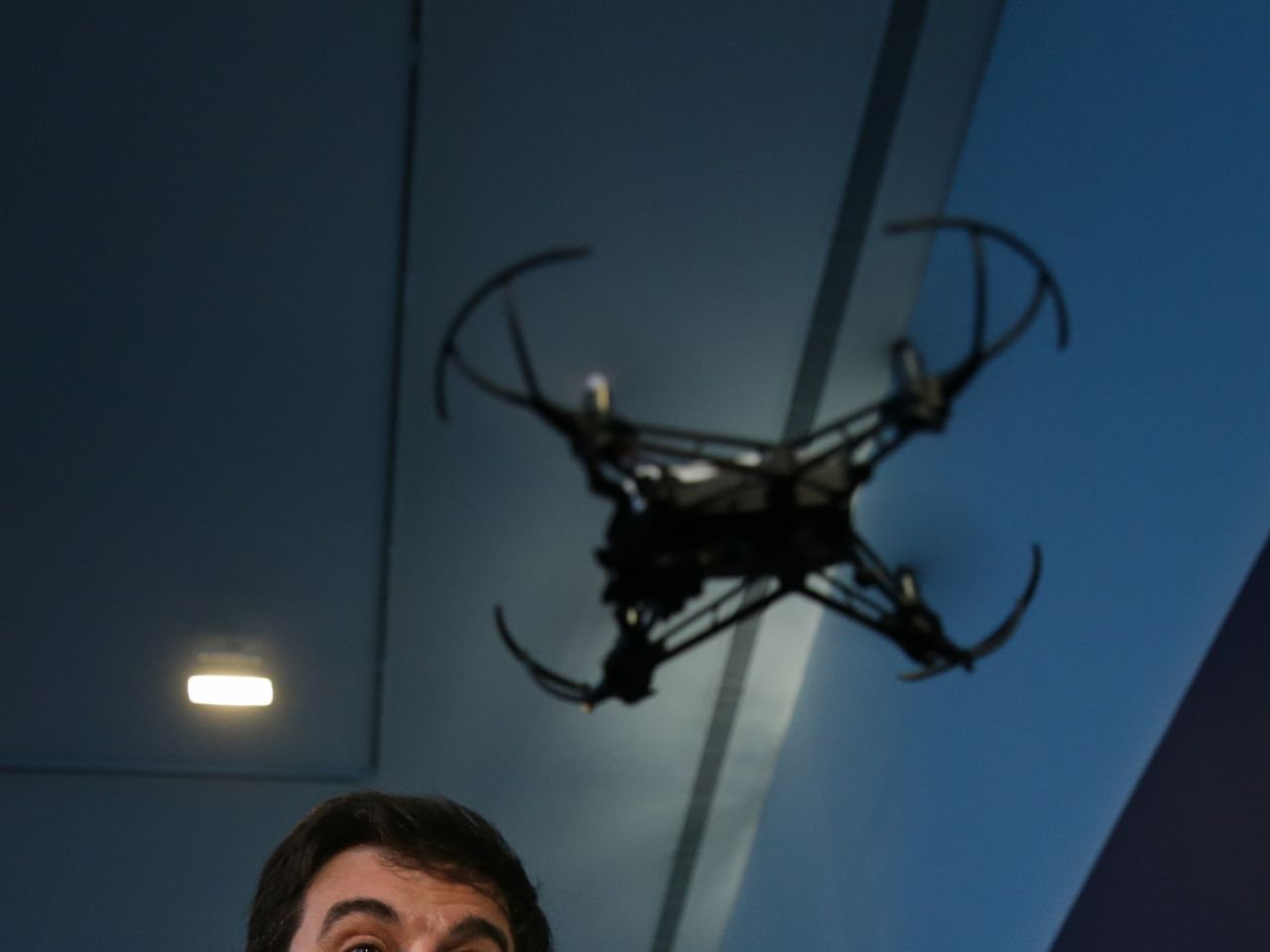 Increase in drone incidents at airports