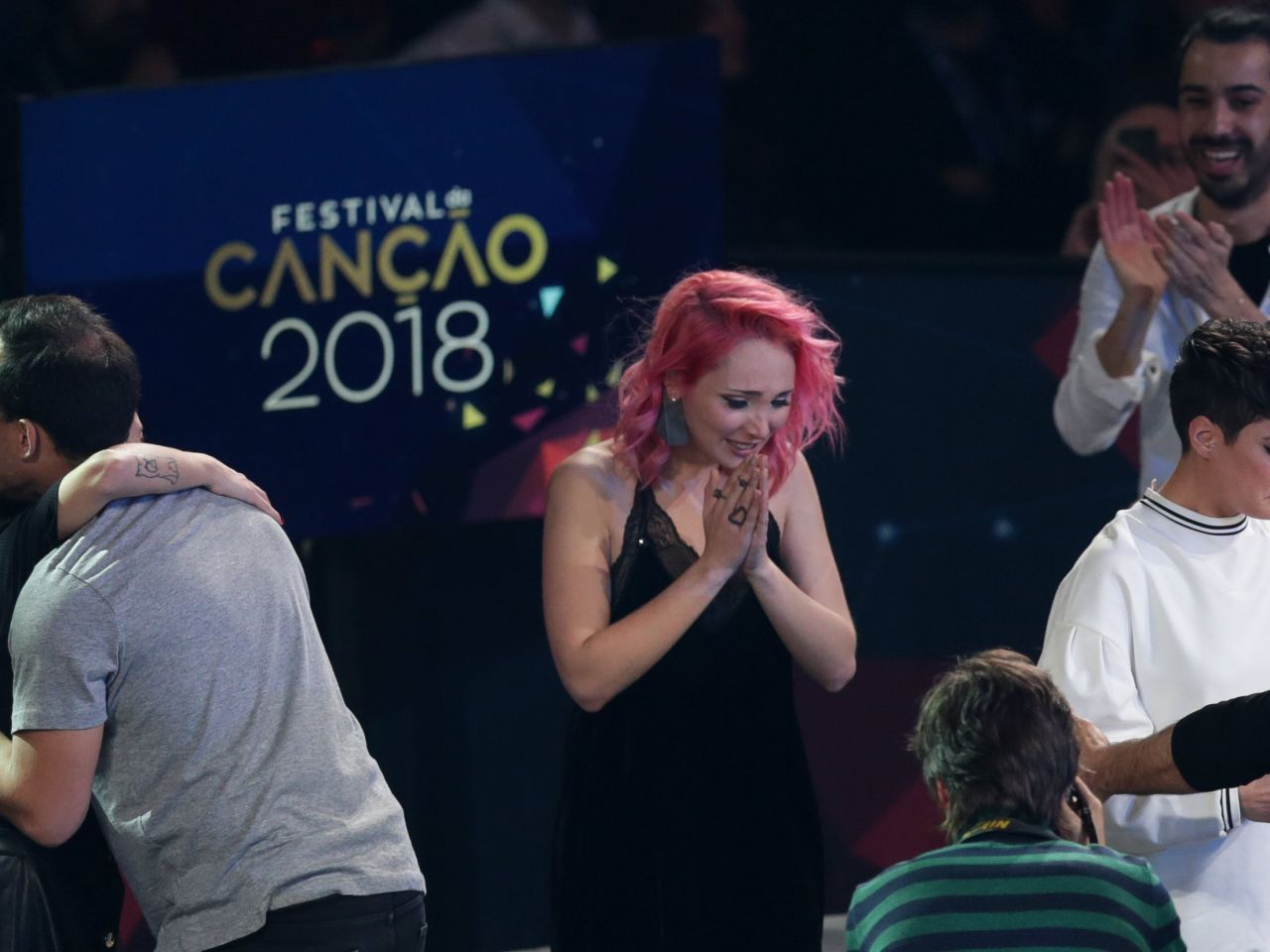 Lisbon braces for Eurovision final with extra security and transport