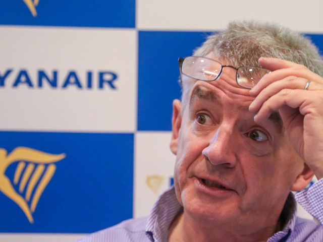 Ryanair threatens to ground planes post-Brexit