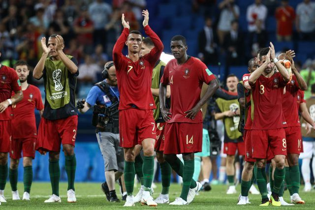 Ronaldo's hat trick for Portugal against Spain has Twitter in awe