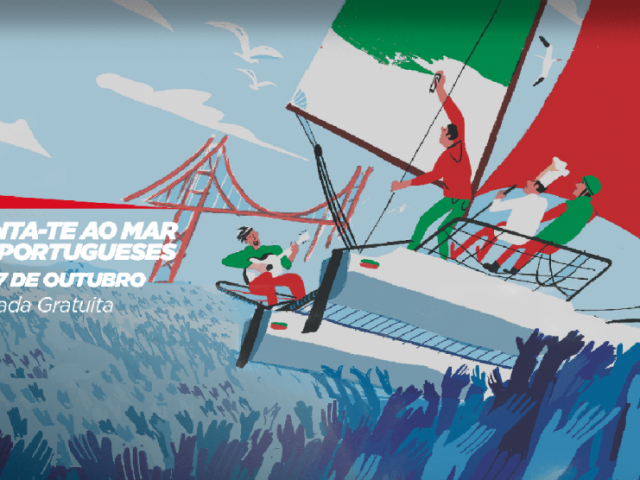 World Match Racing Tour debuts in Lisbon with Regata Portugal