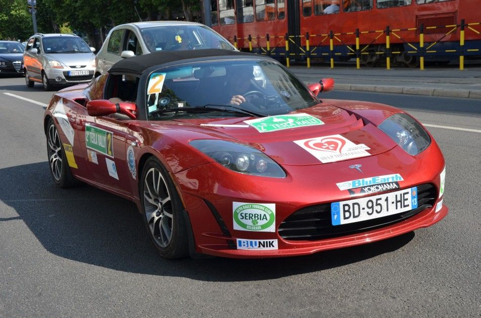 Country to host fourth round of alternative energies cars championship