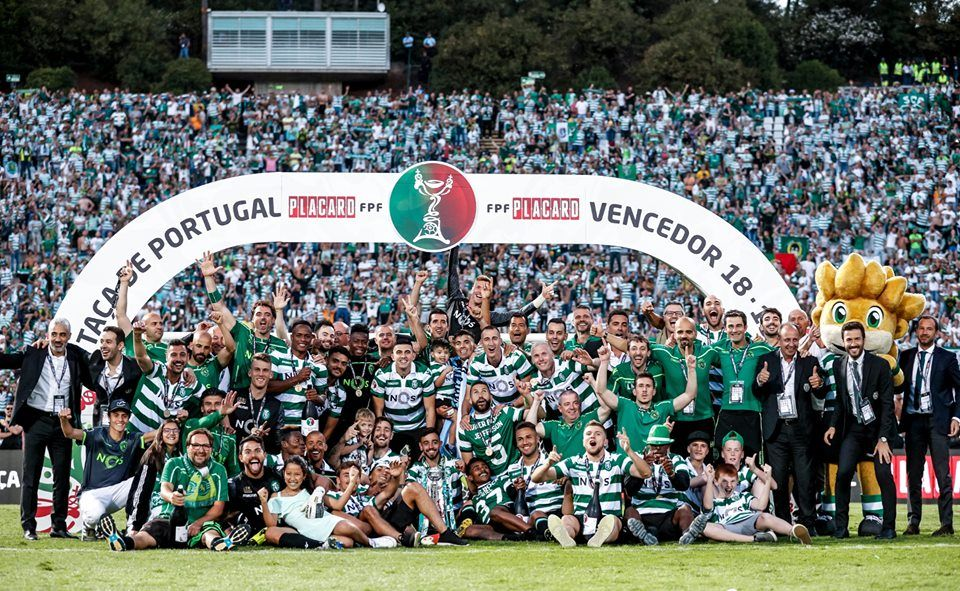 Sporting Win Ta U00e7a De Portugal The Portugal News