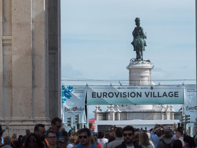 Eurovision Village opens in Lisbon