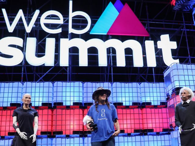 Web Summit staying in Lisbon for at least another five years