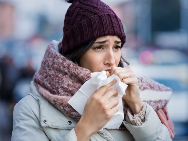 Combat a winter cough
